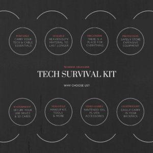 electronic tech organizer bag 1
