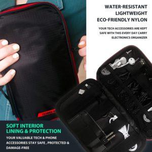 electronic tech organizer bag 8